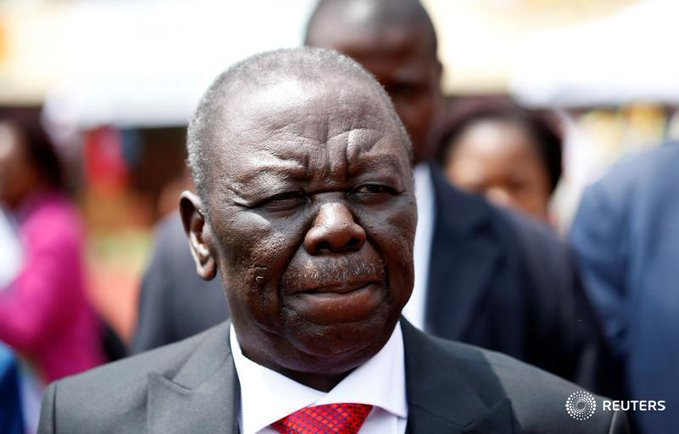 Zimbabwe opposition leader Morgan Tsvangirai dies aged 65, party leaders say R.I.P #happyvalentinesday2018 #JKLive #Formni50