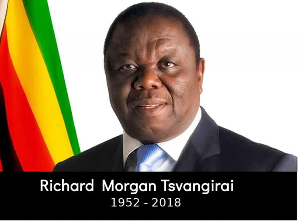 A fearless fighter for justice and democracy, and a thorn in the side of inhumanity. Morgan Tsvangirai completed the race and saw the dawn of a new Zimbabwe. 🇿🇼 Rest in power! #RIPMorganTsvangirai