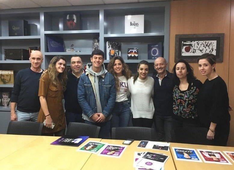Talent Show >> 'Operación Triunfo 2017' (II) - Página 8 DWBbdgbWAAInHG3