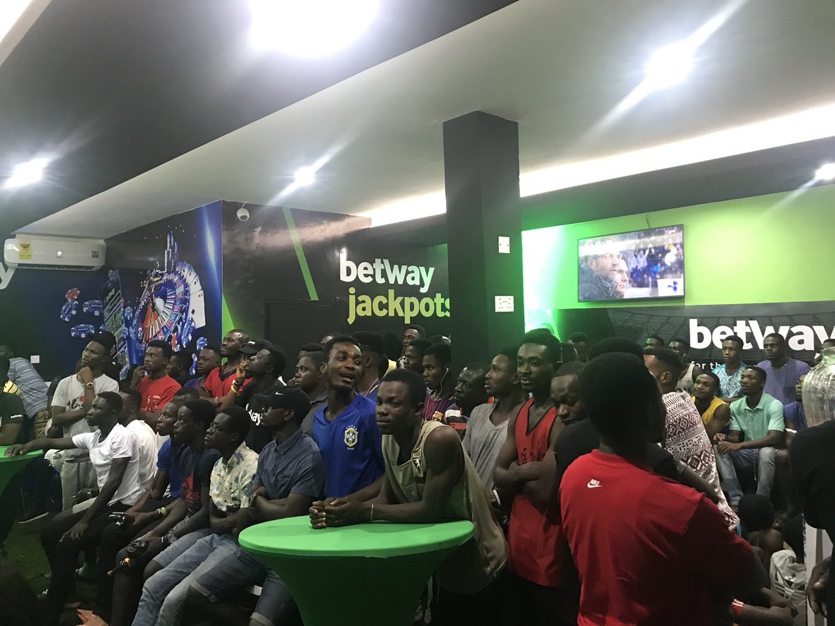 Kumasi showed us love  #BetwayinKumasi h...