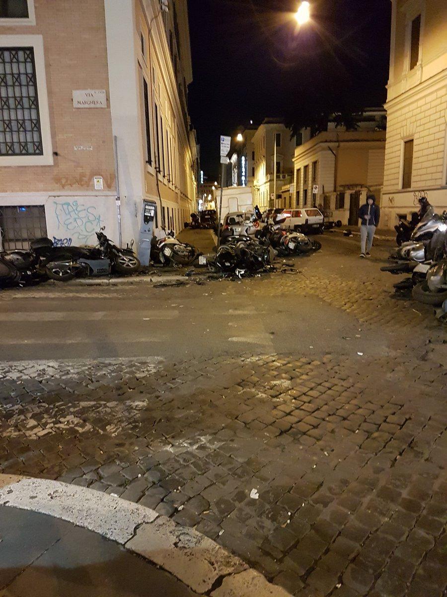 via Marghera #Roma https://t.co/eCRNol5r...