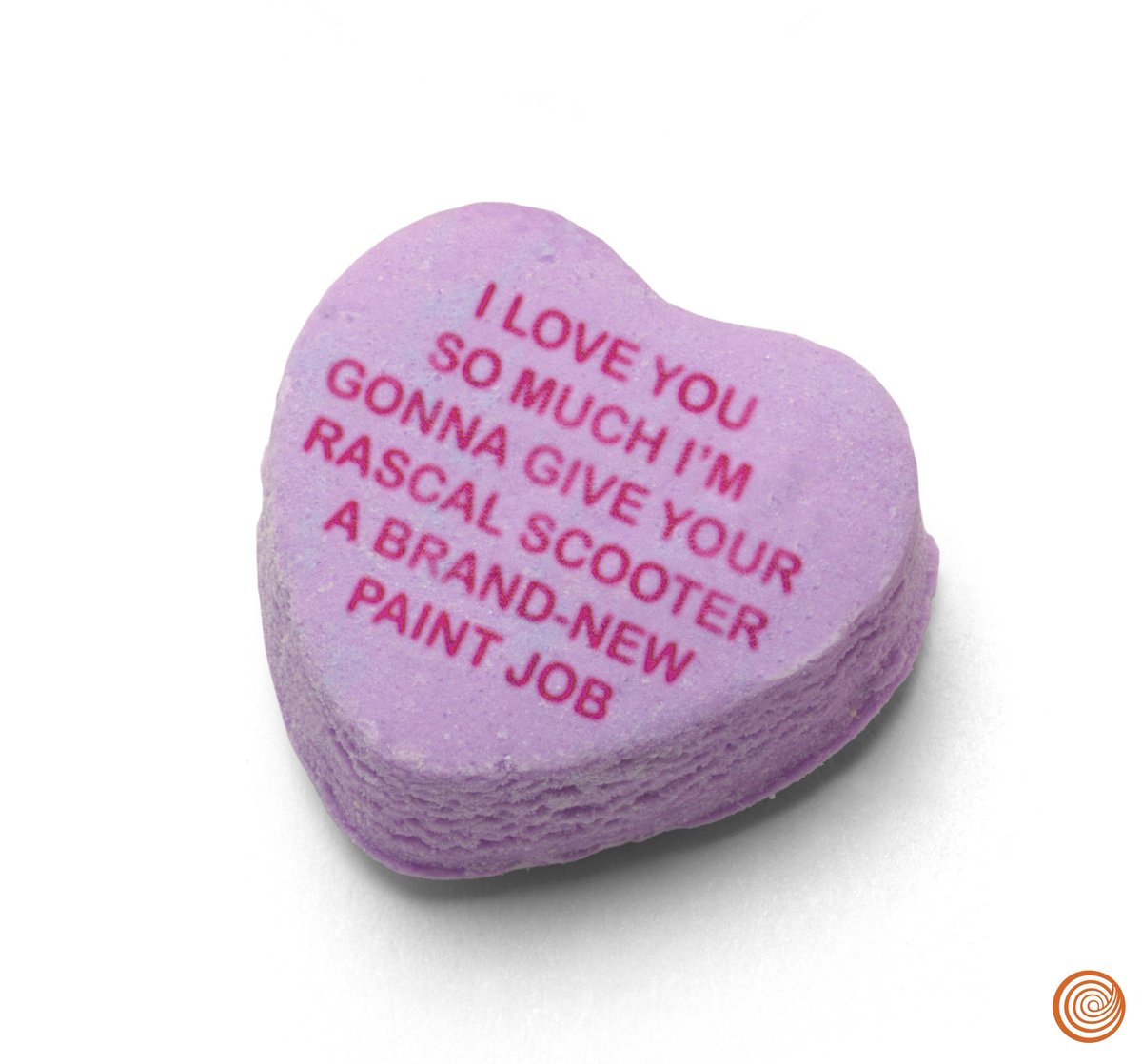 Share this Valentine's Day message with someone you love!