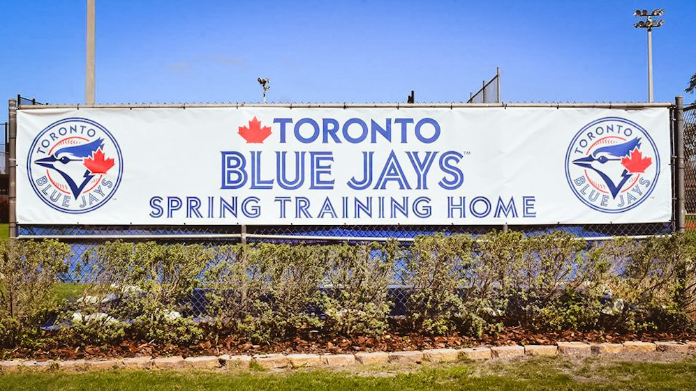 Our journey starts here. Lets get to work. #SpringTraining