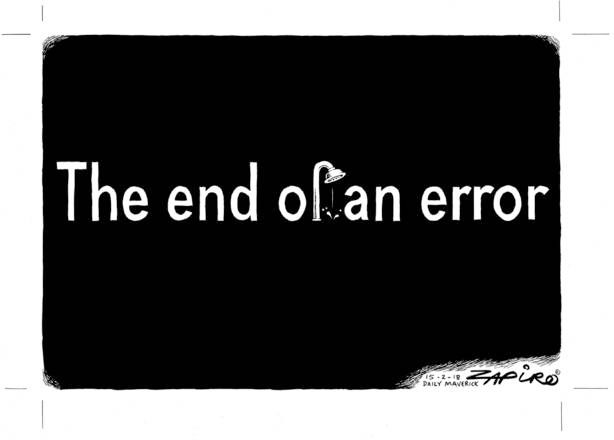 ZAPIRO: The End buff.ly/2o1e2nQ #Zexit