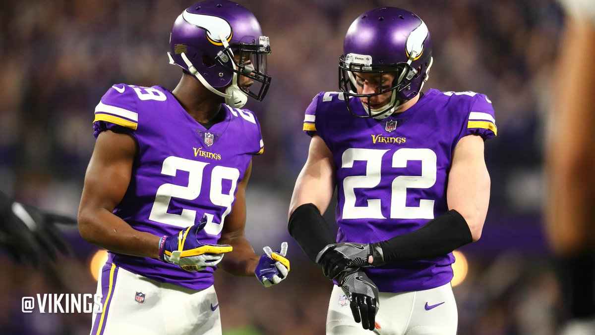 With two All-Pros, the #Vikings secondar...