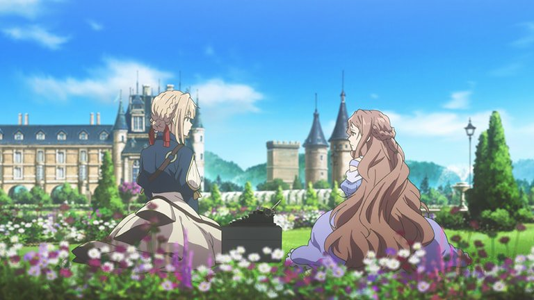 "Anime Trending on Twitter: ""Beautiful screenshots of Violet Evergarden  Episode 5 have been released! The official website has also released the  synopsis and staff comments. Enjoying the anime? Make sure you support"