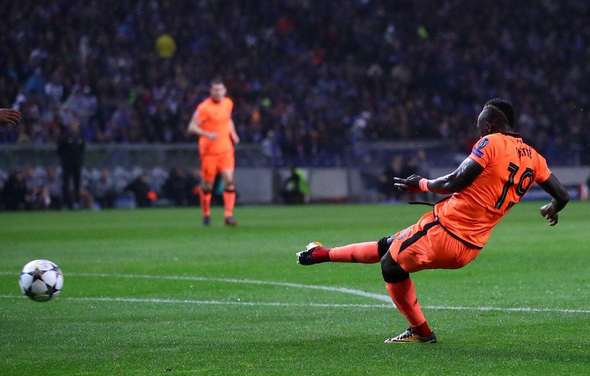 هدف ليفربول الخامس فى شباك بورتو (ساديو ماني)
