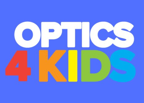 Image result for optics4kids logo