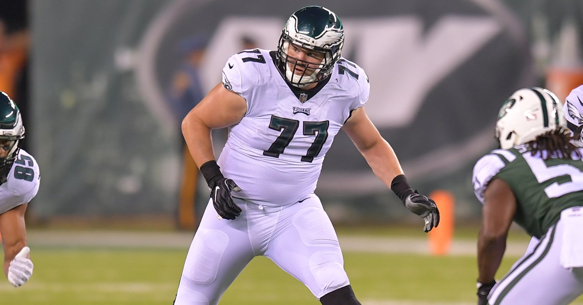 Roster Move: #Eagles have signed T Taylo...