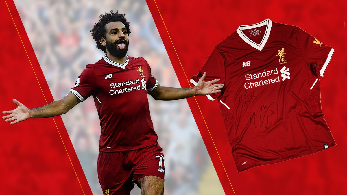 Fancy winning a signed @22mosalah shirt?   Enter at competitions.liverpoolfc.com/contest/2532