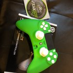 Image for the Tweet beginning: Just got my latest scuf