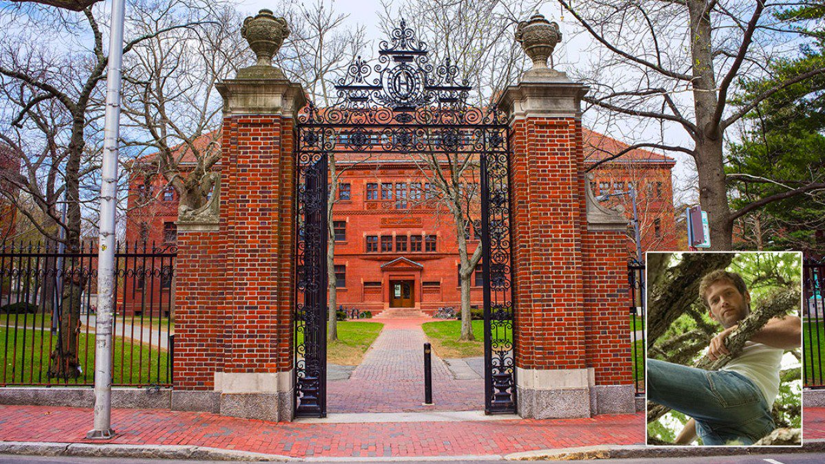 Incredible Opportunity! Harvard University Is Now Offering A Tree-Climbing Program For Country Boys Who Were Never Much For Book Learnin' clckhl.co/W1rkoi4