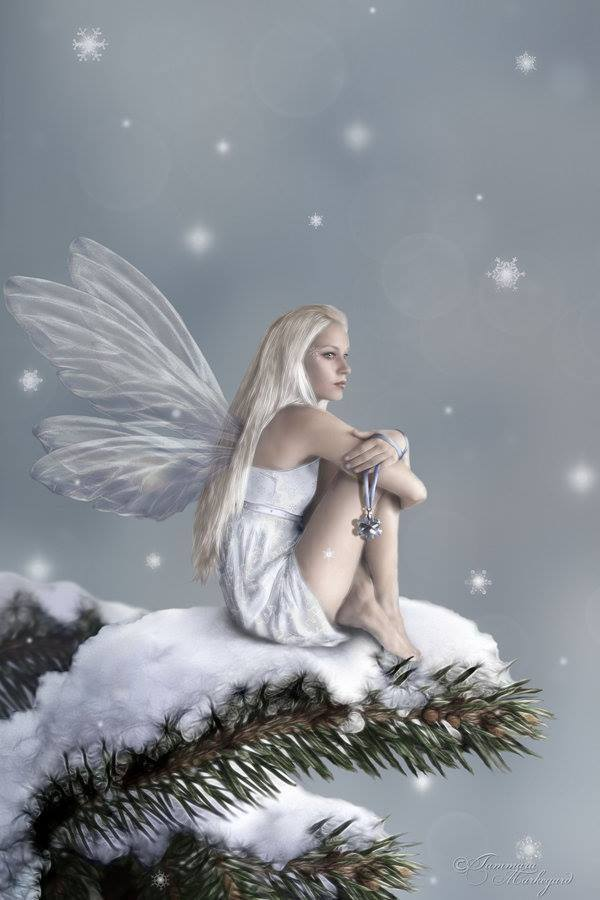 test Twitter Media - Pensive snow fairy.  I wonder what's she's thinking?  #snow #fairy https://t.co/YFHqDeOHaL