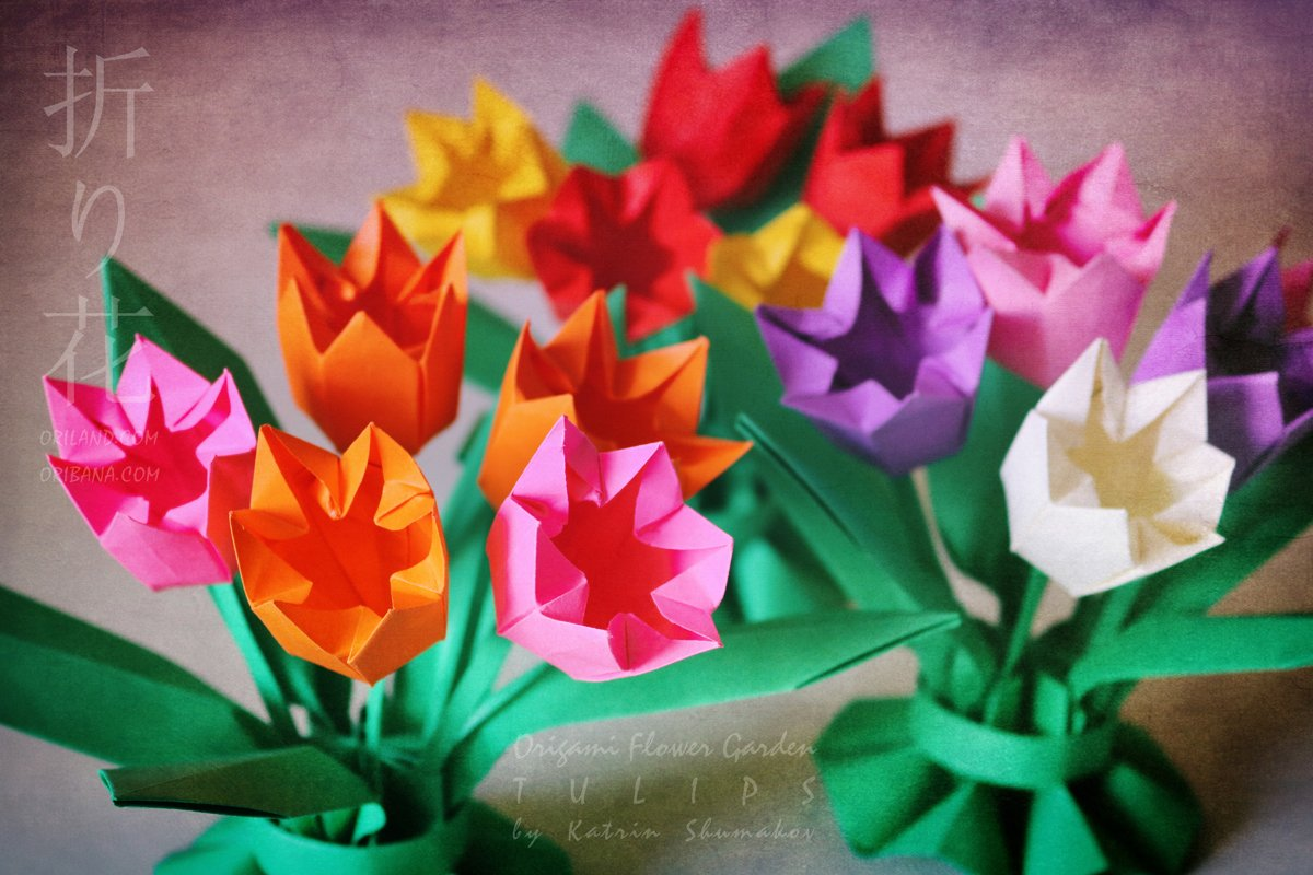 Oribana art oribanaart twitter httporilandstorecollectionsoribanacharmmainp happy folding flower origami art paper oribanapicitterlwdfdmsukk jeuxipadfo Image collections