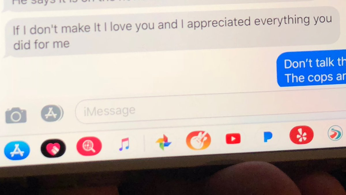 HEARTBREAKING: Text message from student to parent during Marjory Stoneman Douglas High shooting. Thankfully, this child is safe.