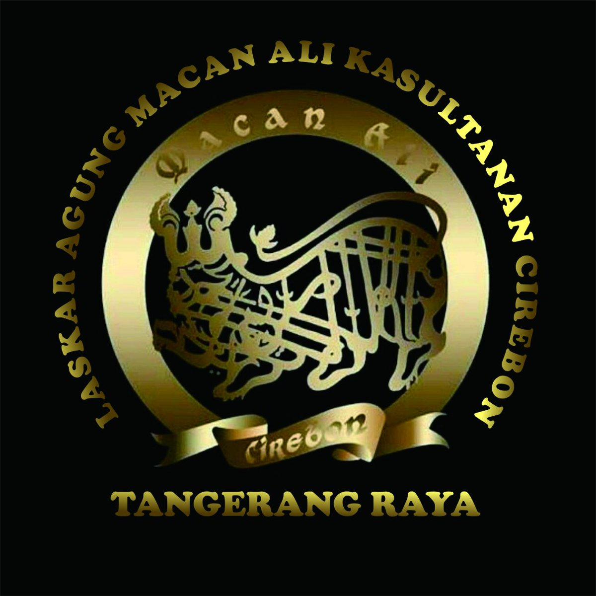 Gambar Logo Macan Ali Laskar Macan Ali Tangerang Raya A Twitter Fotoprofilbaru