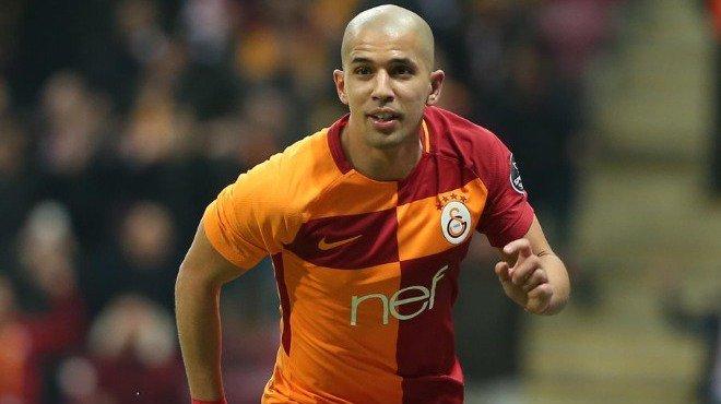 Sofiane Feghouli: ''Kasımpaşa maçını kazanmamız gerekiyor''