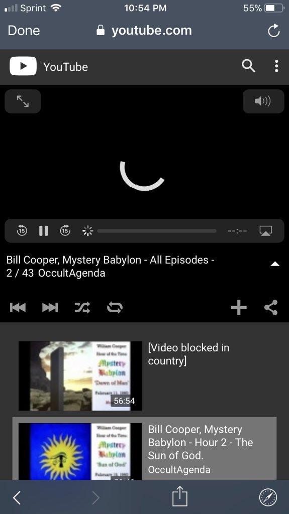 bill cooper mystery babylon