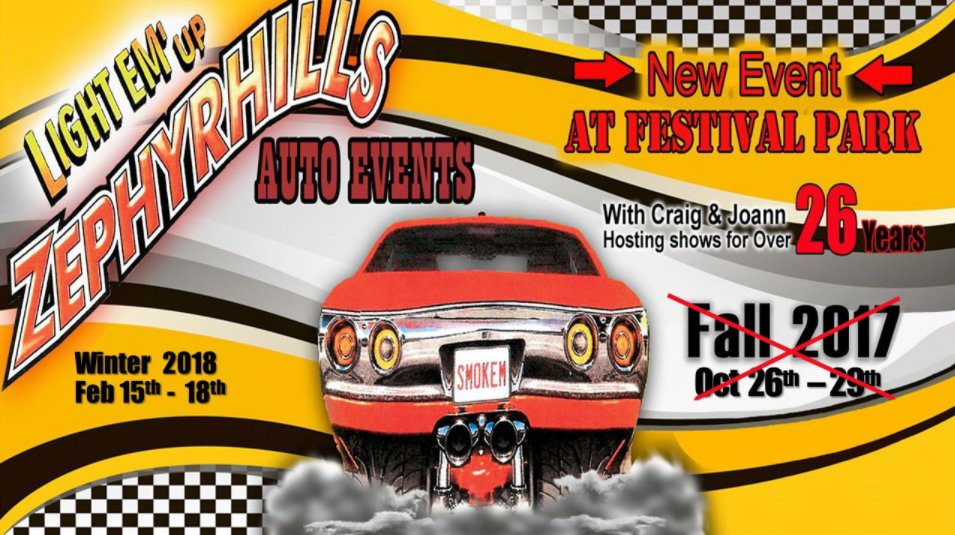 Ken Reinert RidersClaw Twitter - Zephyrhills fl car show