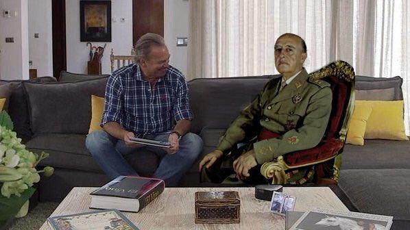Bertin entrevista a Paco. https://t.co/M...