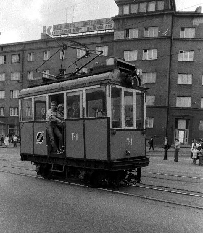 Трамвай старый в ссср фото