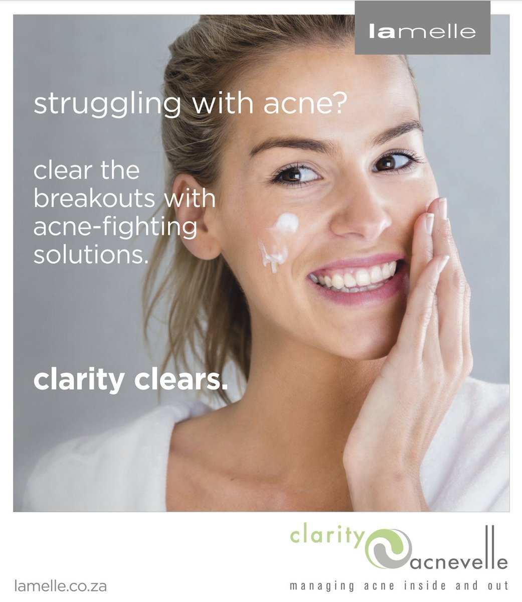The struggle is real! Get over the struggle now with Clarity. #ClarityClears.