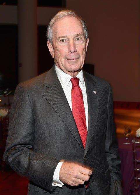 Happy Birthday Michael Bloomberg