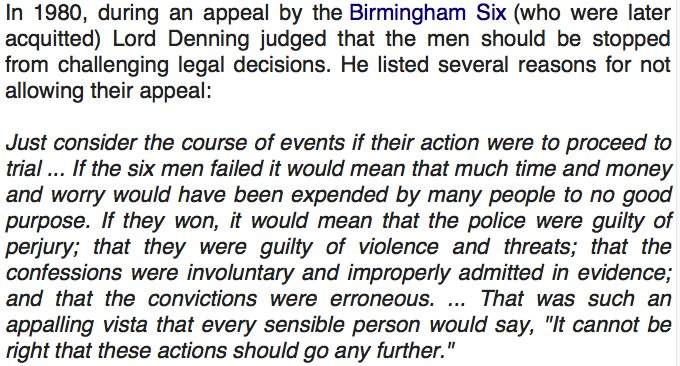 Lord Denning on the British legal tradit...