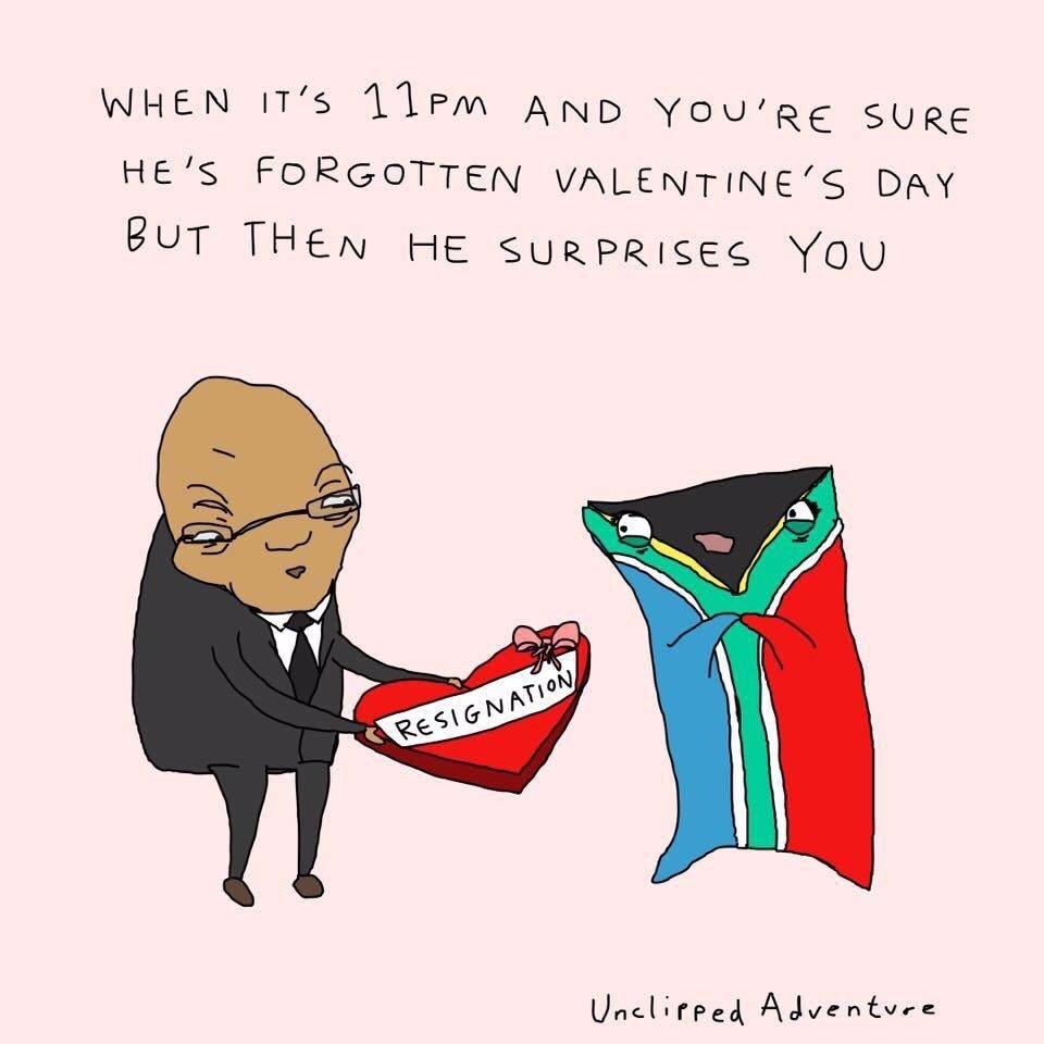 South a Africans hands down have the best sense of humor #ZumaHasFallen #ZumaRecall <br>http://pic.twitter.com/5yMILOWkBM