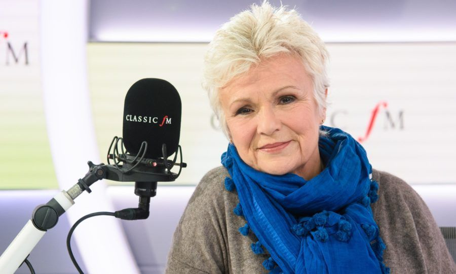 RT @Sunday_Post: Dame Julie Walters to host @ClassicFM series https://t.co/pFDOX6QvPy https://t.co/hyehiCfanz