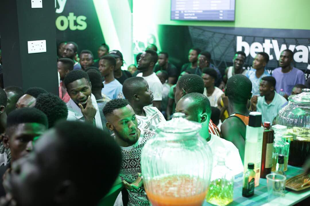 Highlight from the launch of the new Bet...