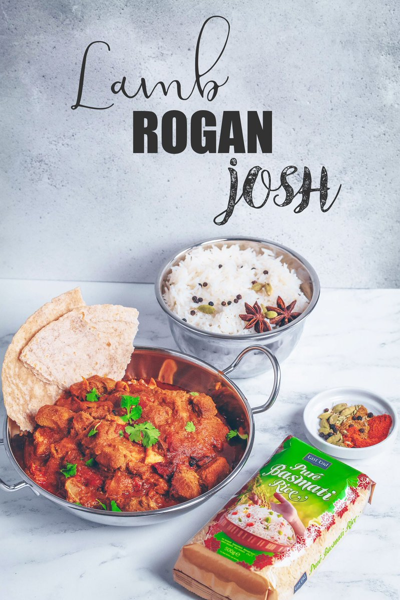 Asian restaurateur asiancaterer twitter our beautiful recipe for lambroganjosh served with our top quality pure basmatirice check out our recipe video on our youtube channel forumfinder Choice Image