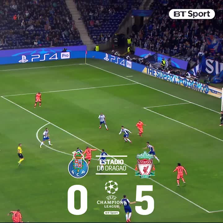Football on BT Sport's photo on The Champions League
