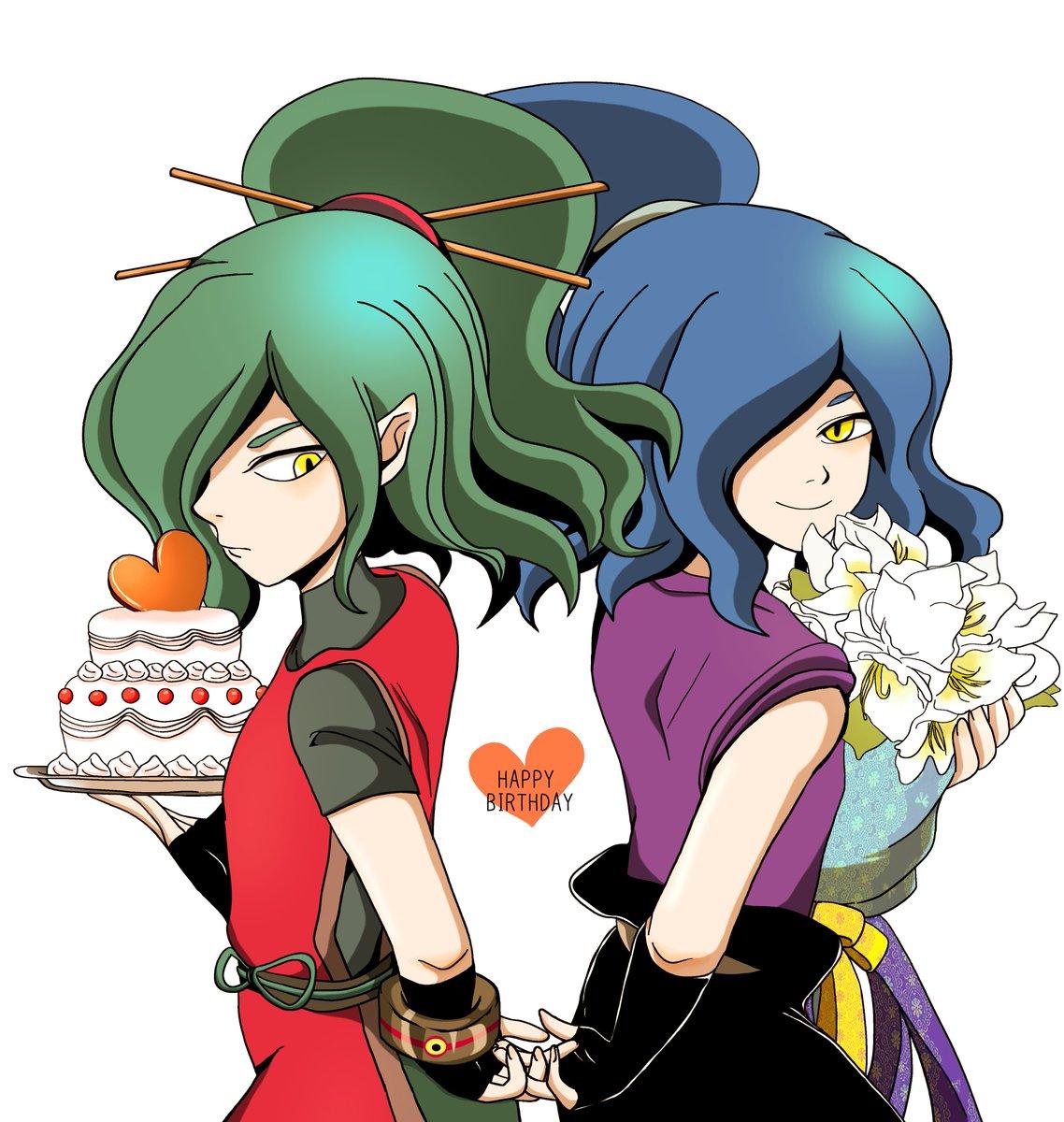 幻 On Twitter At Pemooooo お誕生日おめでとうございます お祝いに