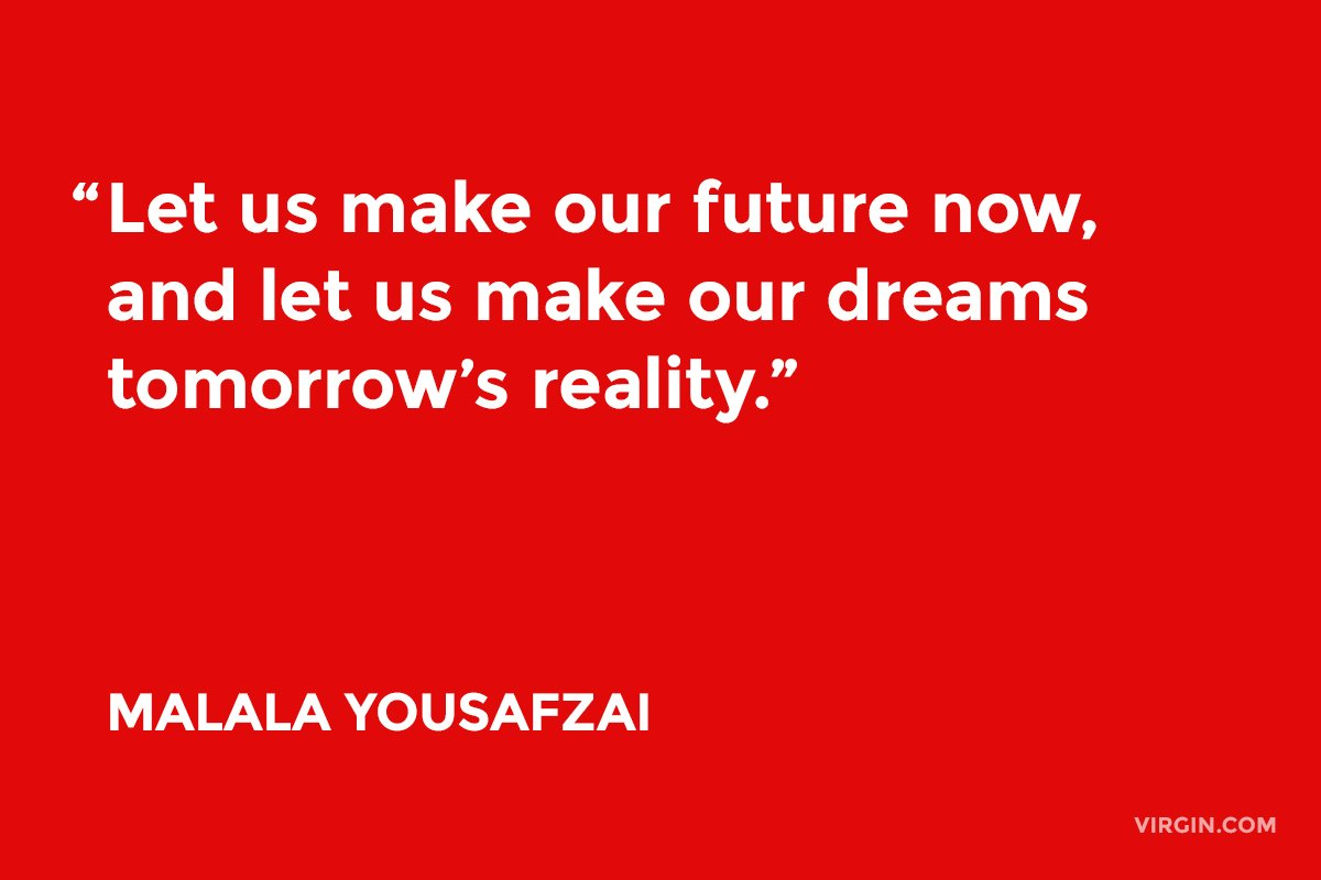 My top ten quotes on fulfilling potential:
