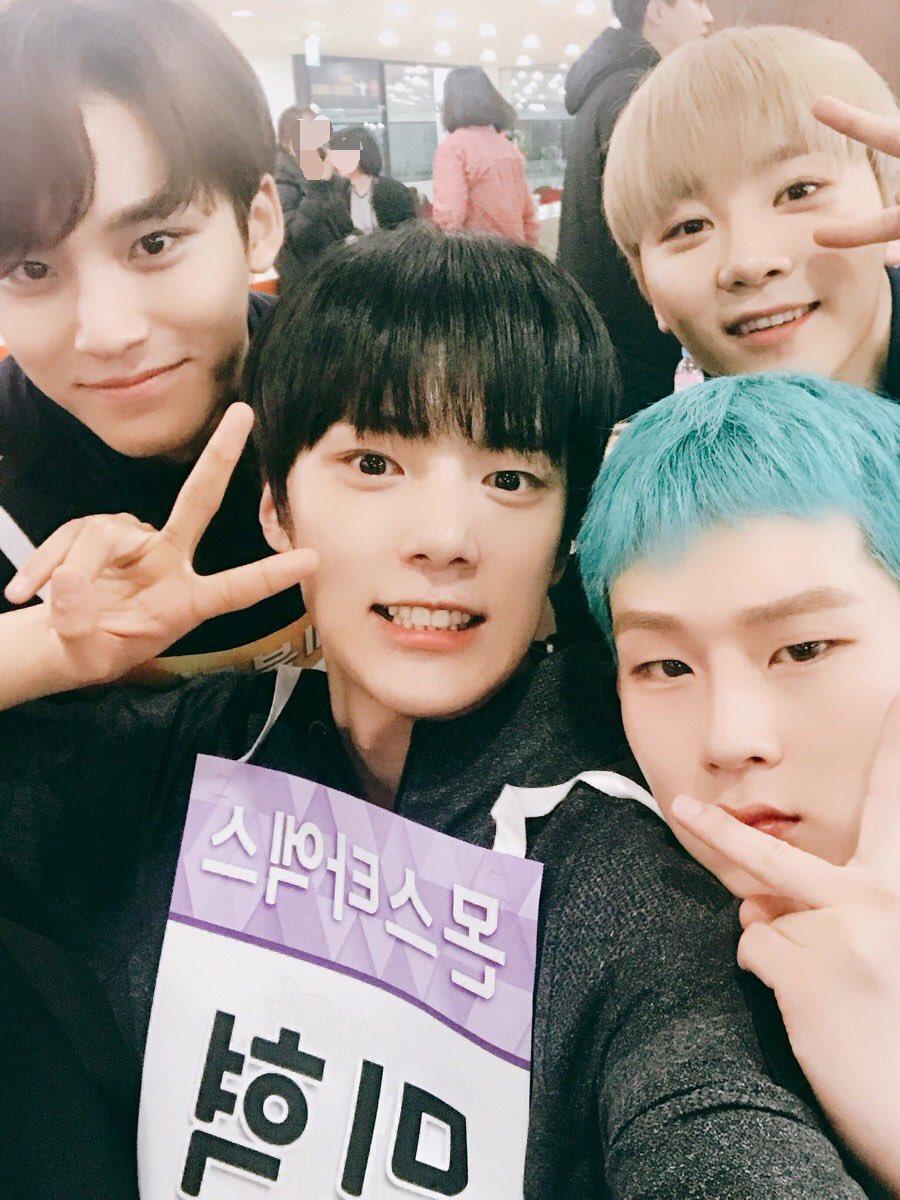 [#민혁] 볼링아가들 #세븐틴 ㅠㅠㅠㅠㅠ 아주 행복하고 재미있고 기분좋은...