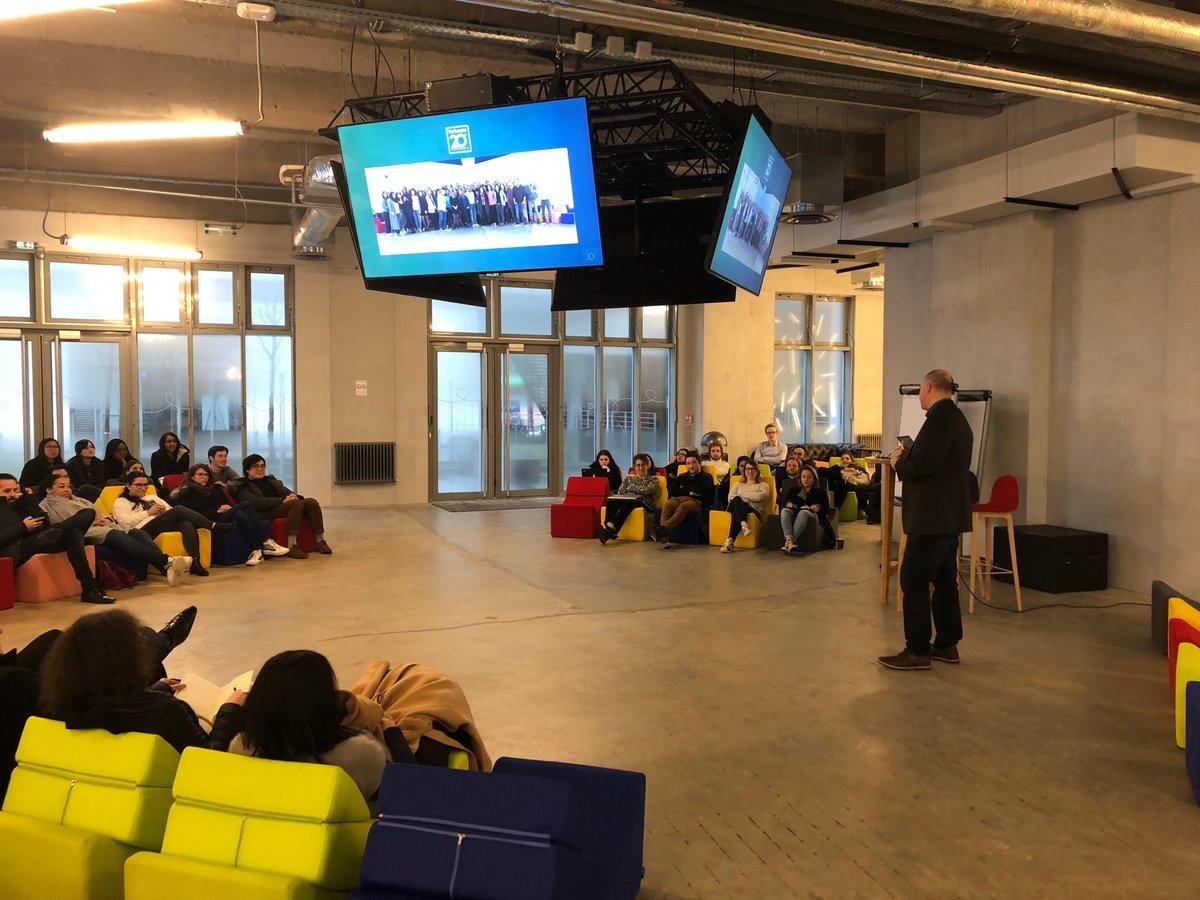 test Twitter Media - Ce matin, nous sommes ravis de recevoir David Gould, nouveau CEO worldwide de Performics, venu nous présenter sa vision de nos enjeux de 2018. Bienvenue à lui ! https://t.co/cnemtxxLfQ