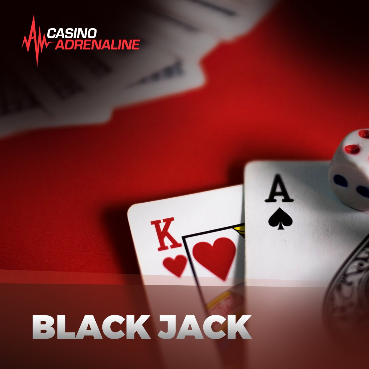 test Twitter Media - Blackjack is famous for its incredible low edge – 0.5%, with some players claiming this can be brought down to almost 0.4% – making it the most player-friendly casino game!  Check out Casino Adrenaline LIVE Black Jack! https://t.co/3pb5M9Im6Y