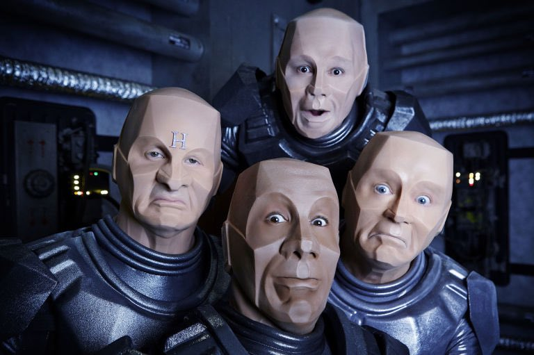 Another snap from the family album.  #30yearsofsmeg #reddwarf30th https://t.co/V41HmhsHGp