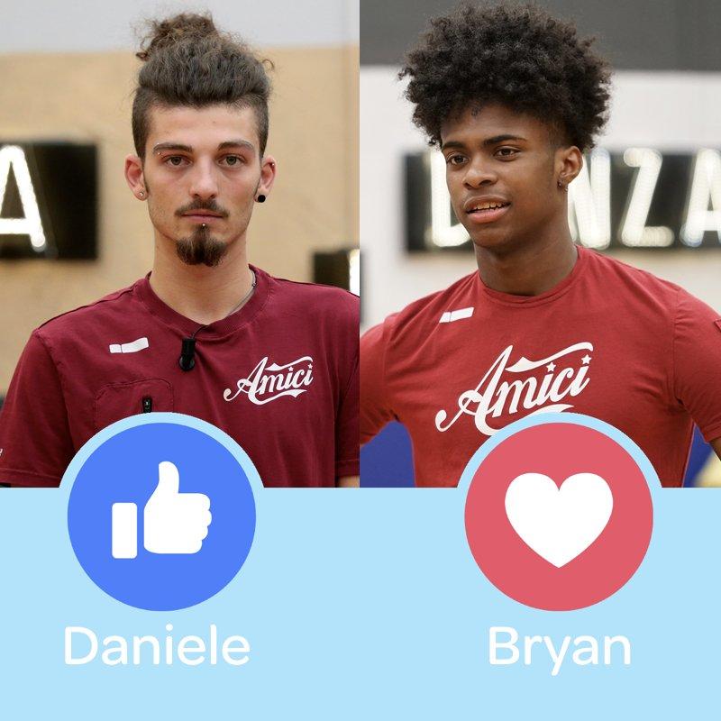 Bryan e Daniele, la timidezza e la spens...