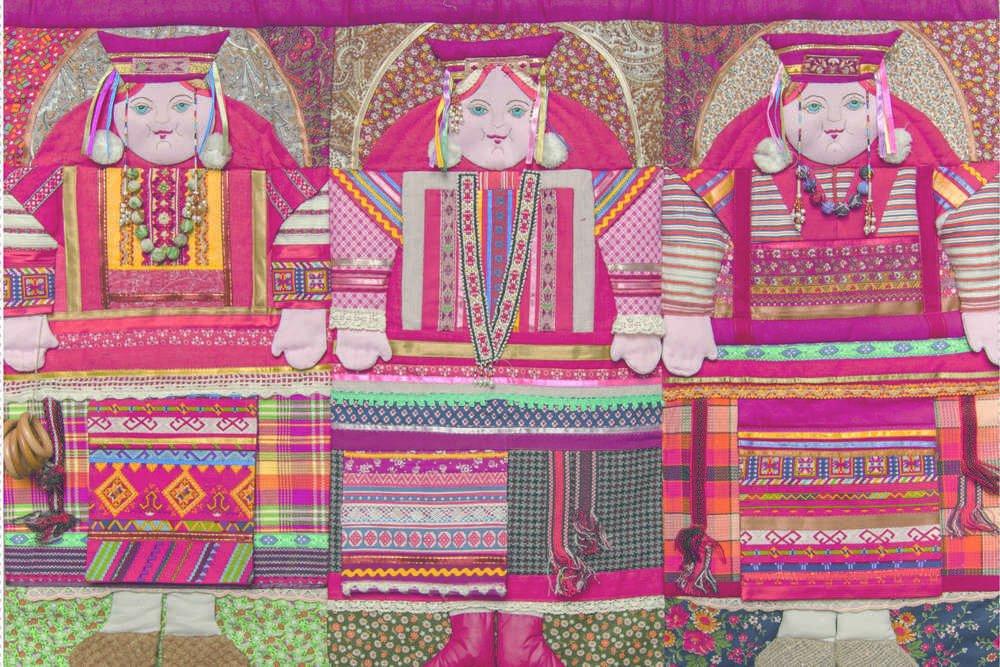 Фотоотчет ярмарки мастеров лоскутного шитья