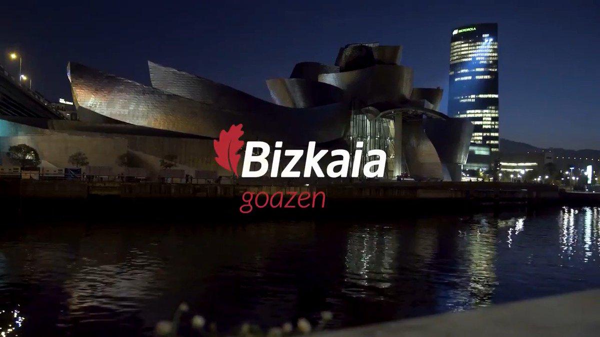 #Bizkaia 2018 💫 Un año irrepetible #bizk...