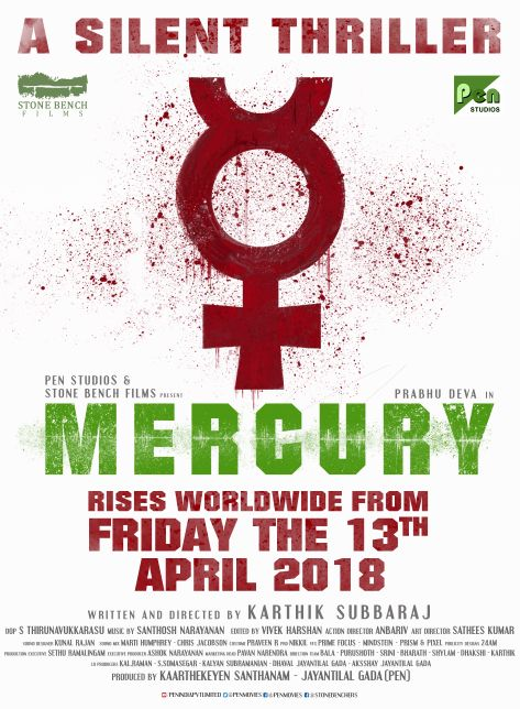 Mercury (2018), Movie Cast, Storyline and Release Date