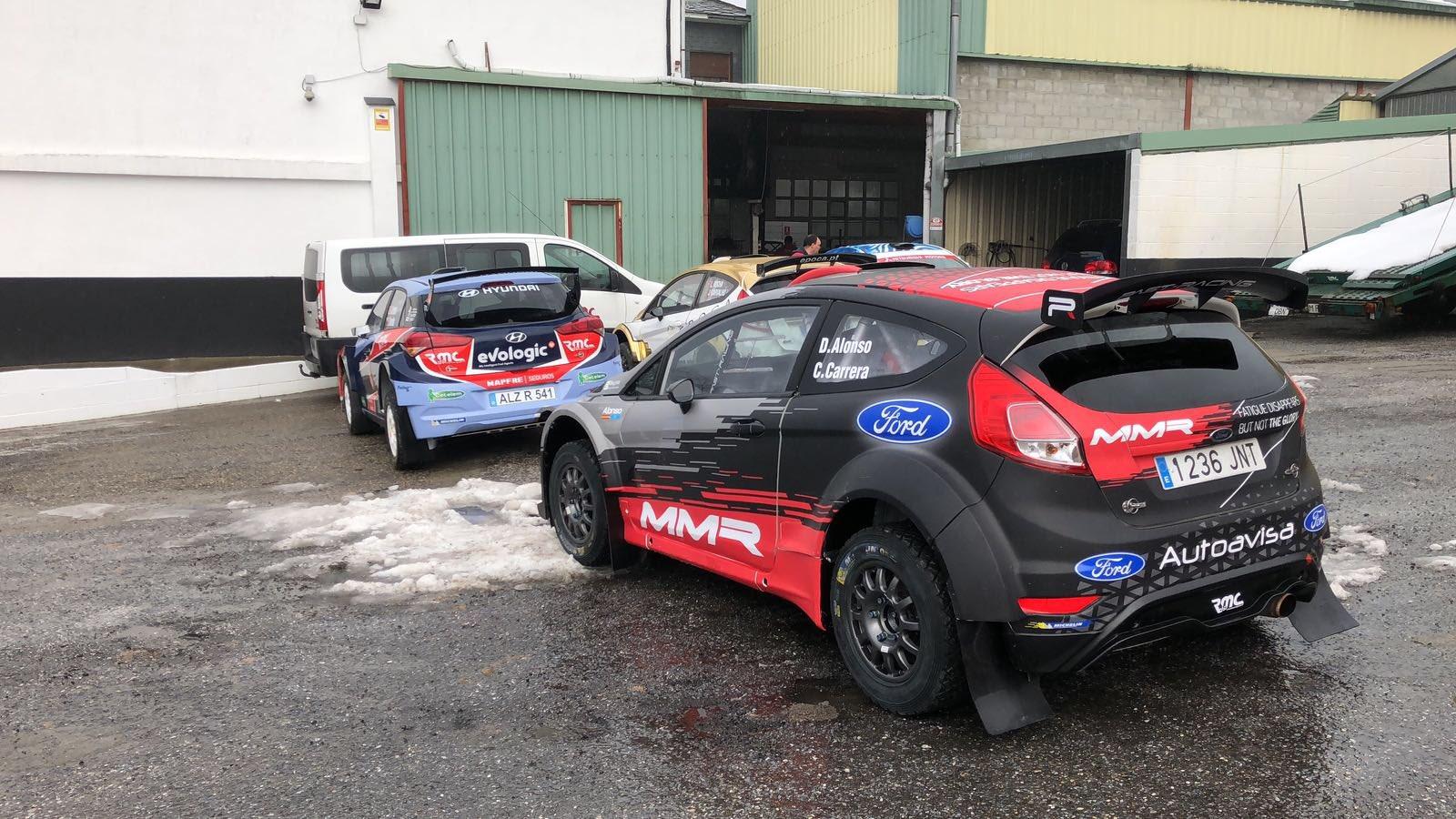 Nacionales de Rallyes Europeos(y no Europeos) 2018: Información y novedades - Página 4 DWEyuK4WAAE9BxQ