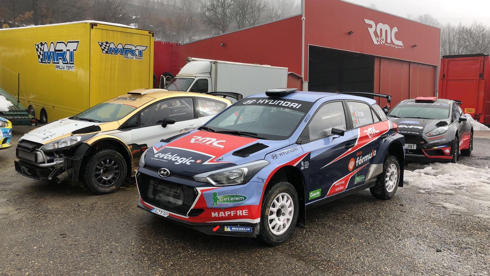 Nacionales de Rallyes Europeos(y no Europeos) 2018: Información y novedades - Página 4 DWEyuKtXUAAOm4W