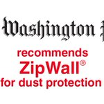 Image for the Tweet beginning: The Washington Post recommends Zipwall