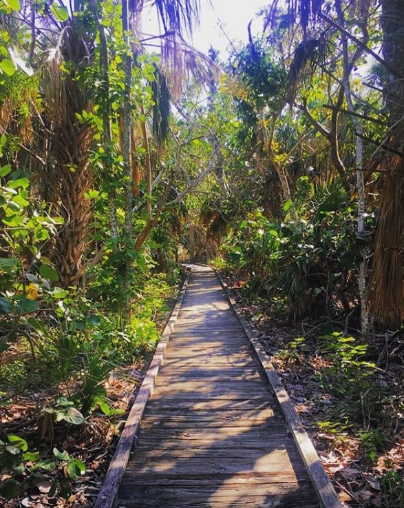 Can you name where in Naples this path t...