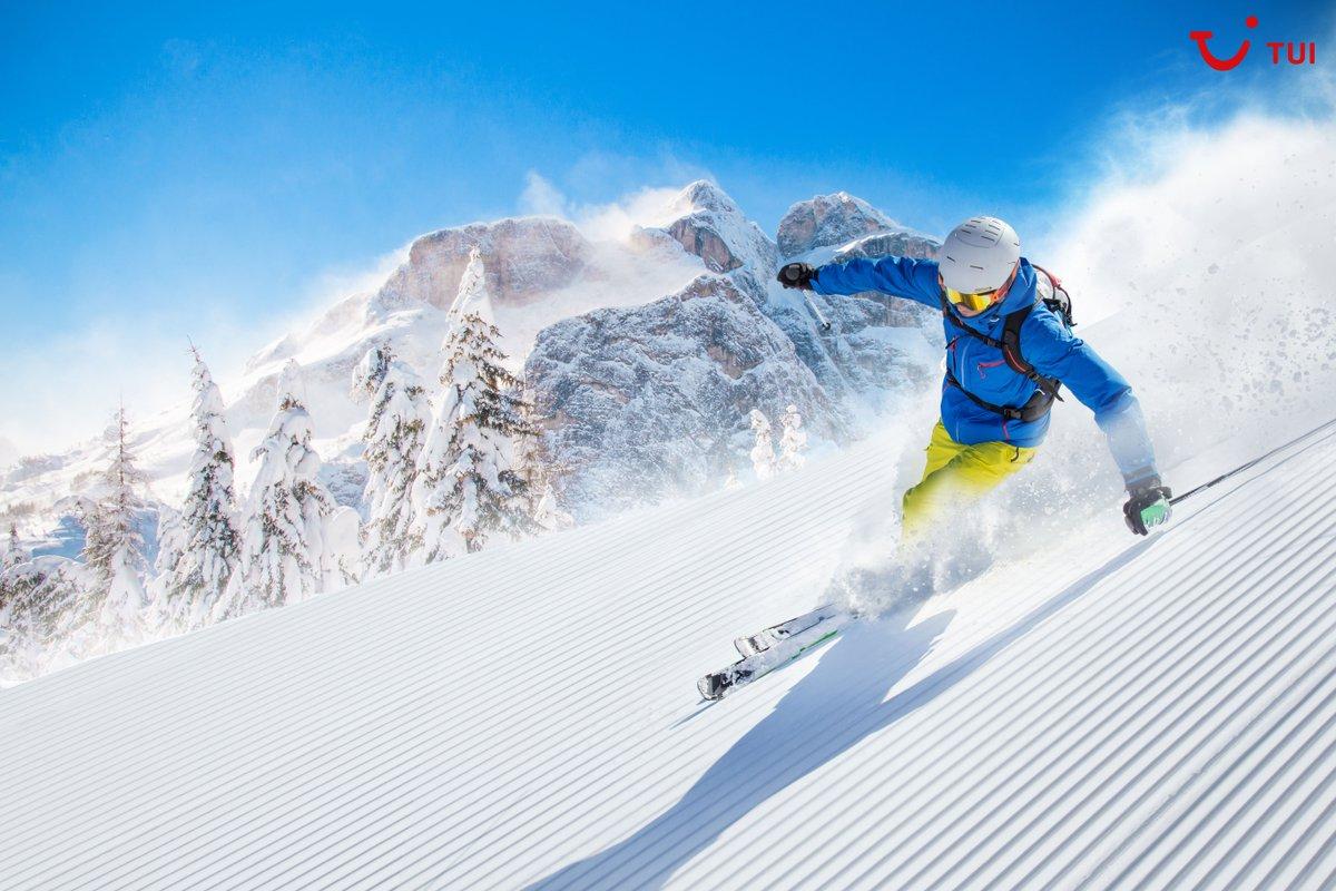 Aún estás a tiempo de hacer una escapada a esquiar, descubre los mejores destinos de nieve con TUI. http://ow.ly/Qzyu30iedj5