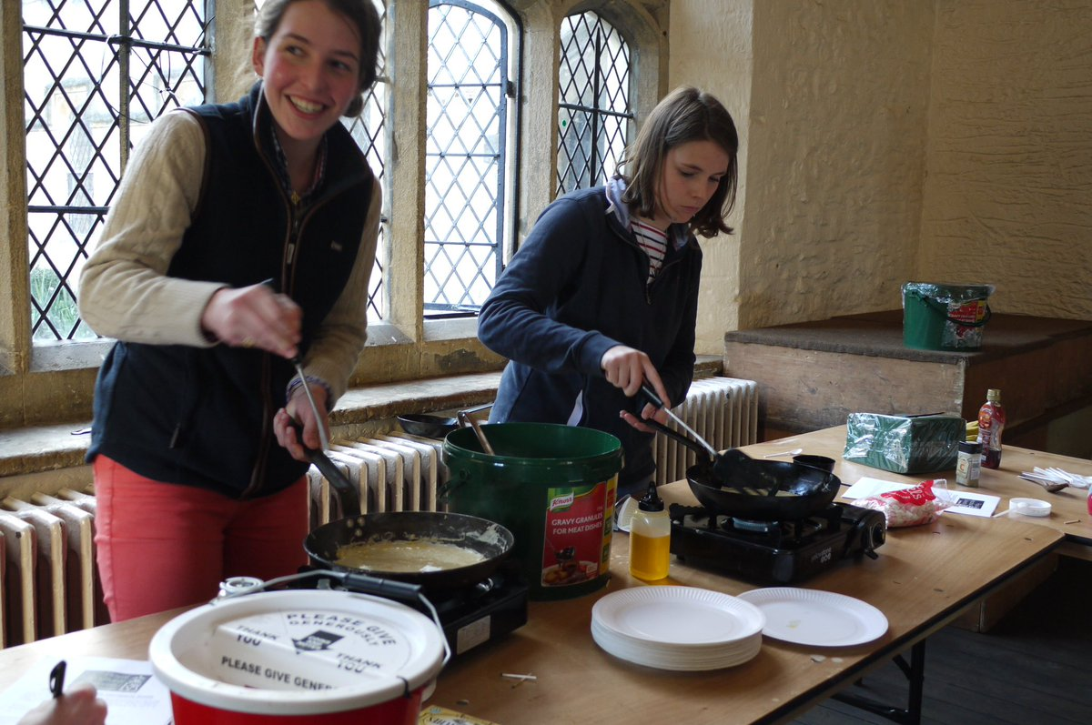 We had an awesome time celebrating pancake day at #ourrau. All donations collected went to our RAG charities @GWAAC, @ScrubditchCFarm , the hollytree foundation and @farmersforaweek. #pancakeday2018. <br>http://pic.twitter.com/P0SeswpL9i