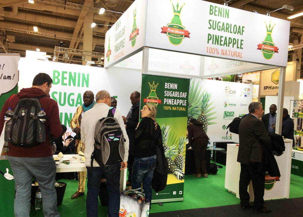 ColeACP @ Fruit Logistica